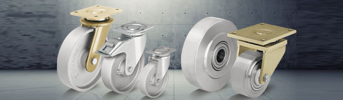 Trolley Wheel Manufacturer